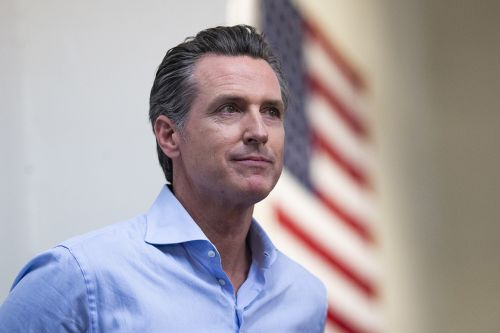 Gavin Newsom endorses Kamala Harris for president