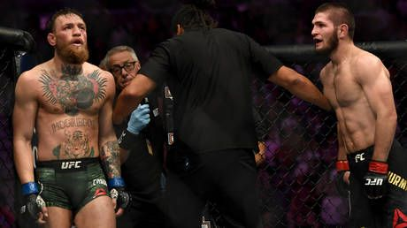 'I want that redemption': Conor McGregor intent on securing Khabib rematch