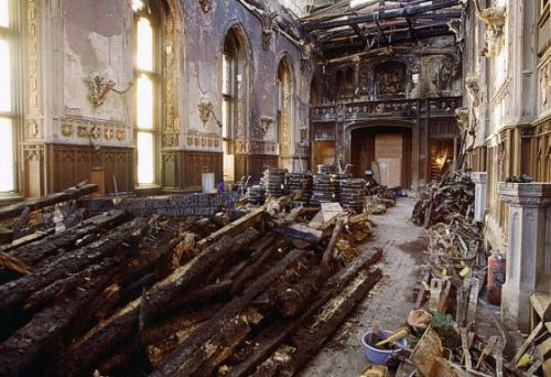 Notre Dame Isn't the First Historic Building To Be Rebuilt After Burning Down. Here Are 6 Others