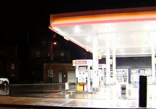 Police investigating armed robberies at gas stations in Lawrenceville, East Liberty