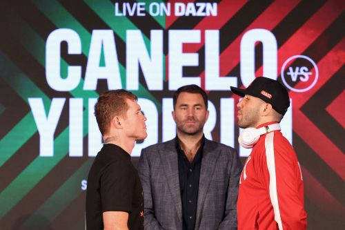 How to watch Canelo-Yildirim: Time, odds, full fight card