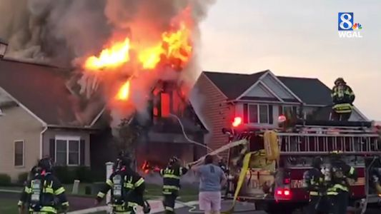 Cause of house fire under investigation