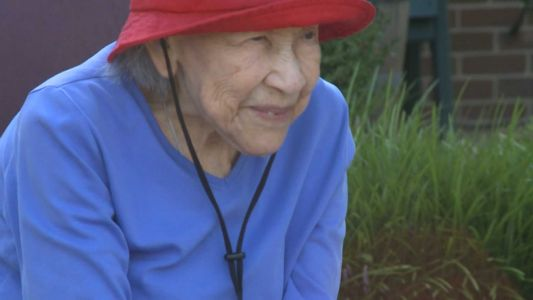 A World War II vet was surprised with a parade on her 110th birthday