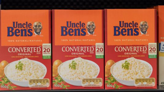 Uncle Ben's Changing Name To Ben's Original After Criticism Of Racial Stereotyping