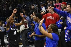 Reed scores 23 points, DePaul upsets No. 5 Butler 79-66