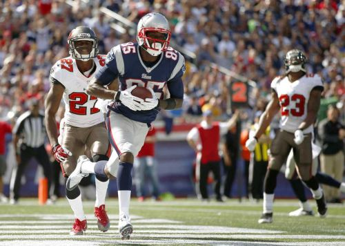 Ex-Patriots wide-receiver pleads guilty to identify theft, COVID-19 relief fraud