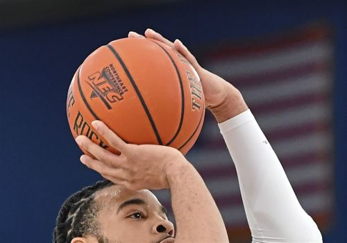 Josh Williams' great Robert Morris career nearing a close with one goal remaining