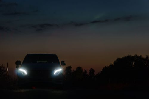 Those bright headlights aren't just annoying, they're bad for your eyes