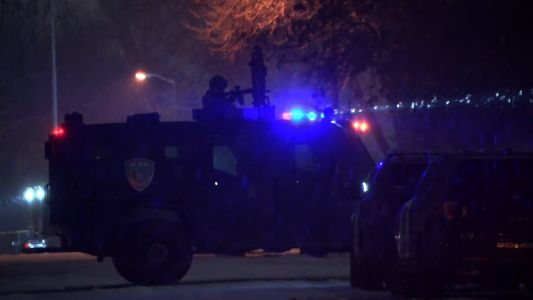 Brooklyn Park Standoff Ends: Child Hostage Released, Suspect Dies Of Self-Inflicted Gunshot Wound