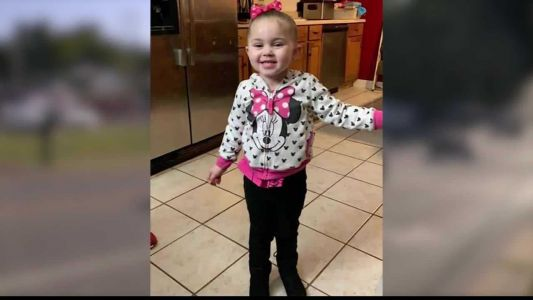 Child welfare agency declines to release records about 3-year-old girl found dead in shallow grave