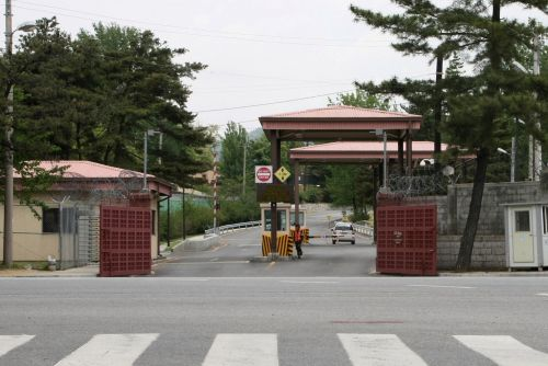 US soldier in South Korea first serviceman to test positive for coronavirus