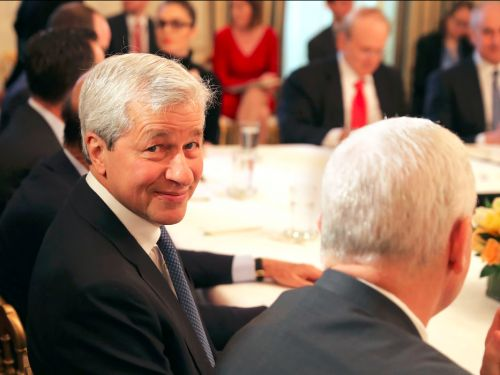 'Let everybody else waste money' - 17 of Jamie Dimon's most brilliant quotes