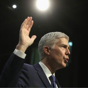 Trump nominates Gorsuch for Supreme Court