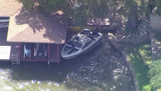 3-year-old found alone and adrift in boat