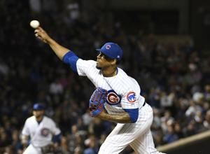 Pedro Strop out for regular season