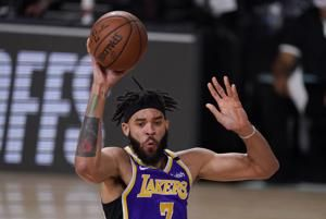 AP source: Cavaliers acquire McGee, 2026 pick from Lakers