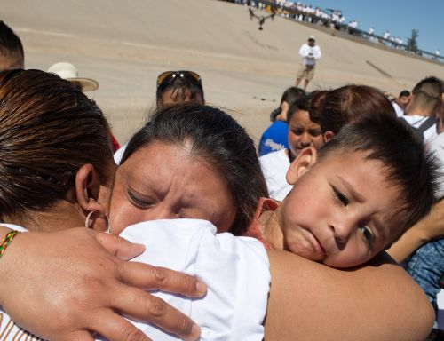 81 children have been separated from their families since Trump ended his zero-tolerance policy