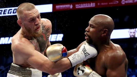 Floyd Mayweather Jr. suggests boxing rematch with Conor McGregor