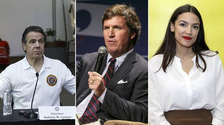President Cuomo? 2024 primary polls show NY governor, AOC, Pence, and Trump Jr as favorites for the Oval Office