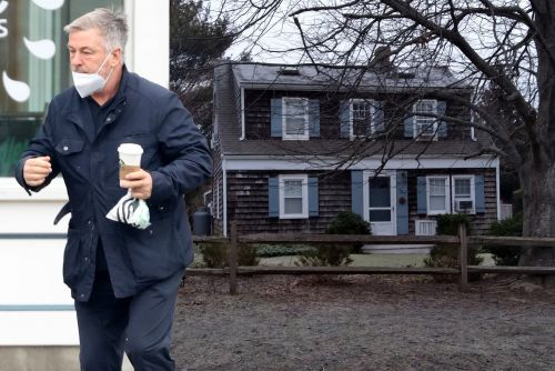 Alec Baldwin staying in separate house from Hilaria over COVID concerns