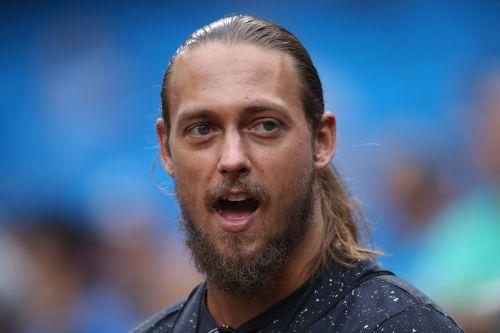 Ex-WWE star Big Cass has seizure at wrestling event