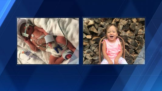 Family advocates for research, awareness after daughter's premature birth