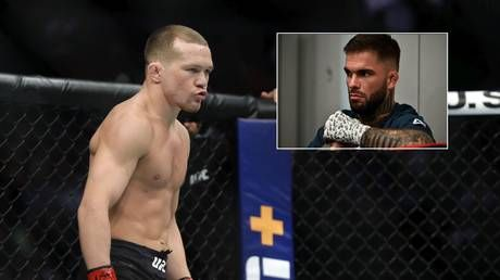 No Mercy for No Love? Victorious Petr Yan in confrontation with Cody Garbrandt after UFC 245 win