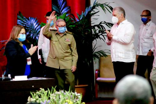 Raul Castro resigns, ending era of family communist rule in Cuba