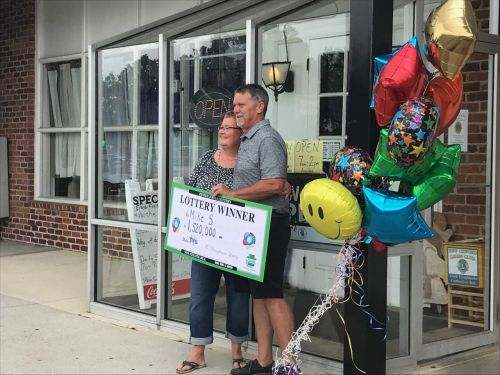 Adams County man celebrates big Pa. Lottery win