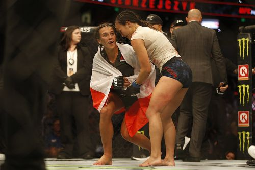 Sean Shelby's Shoes: What's next for Michelle Waterson after UFC on ESPN+ 19 loss?