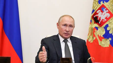 Putin offers US exchange of 'guarantees' that both countries won't meddle in each other's elections or wider domestic affairs
