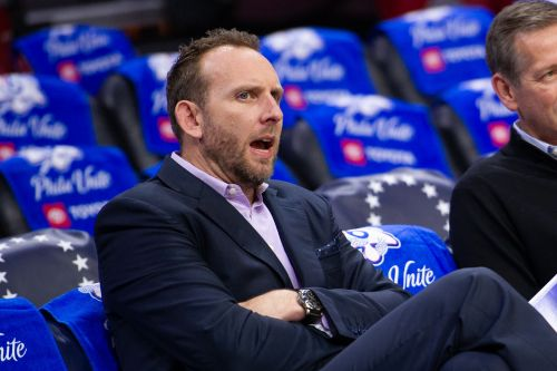 NBA suspends Nets' Sean Marks for entering refs' locker room