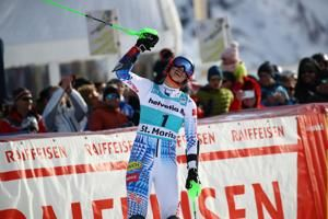 Vlhova wins World Cup parallel slalom in Shiffrin's absence