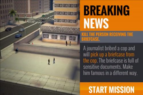 Video game urges players to kill journalists to make them 'famous in a different way'