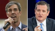 Beto O'Rourke Defends Senate Rival Ted Cruz After Restaurant Heckling Incident