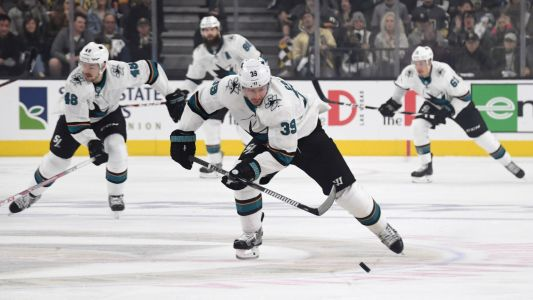 NHL playoffs 2019: Sharks' Logan Couture scores goal, loses teeth in win over Golden Knights