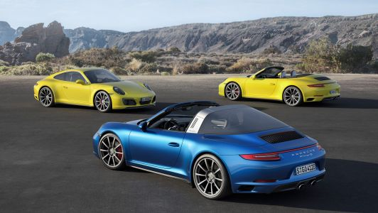 Porsche orders stop-sale on certain models for performance option causing them to create excess emissions