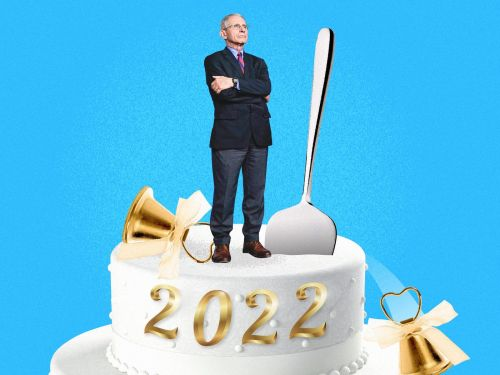 Fauci says planning weddings and parties for 2022 is 'a pretty good bet'
