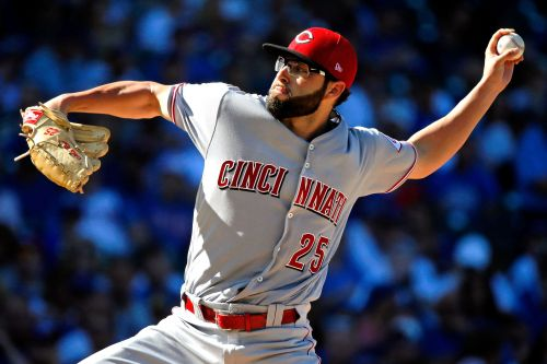 Reds left-hander will get his first win as a starter vs. the Marlins