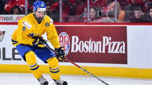 NHL Draft 2018: Sabres select defenseman Rasmus Dahlin with No. 1 pick