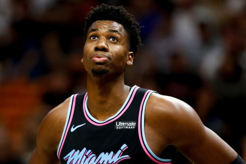 NBA star Hassan Whiteside had $50,000 gun stolen moments after buying it