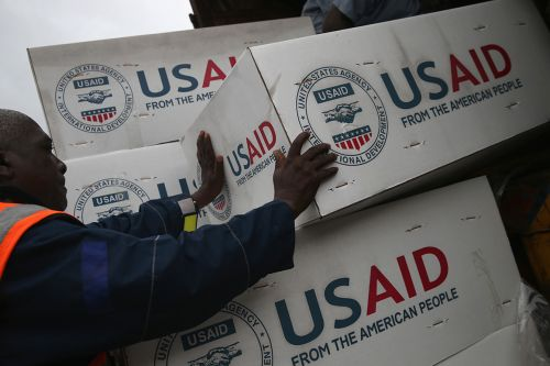 USAID appointee unloads as rocky tenure ends