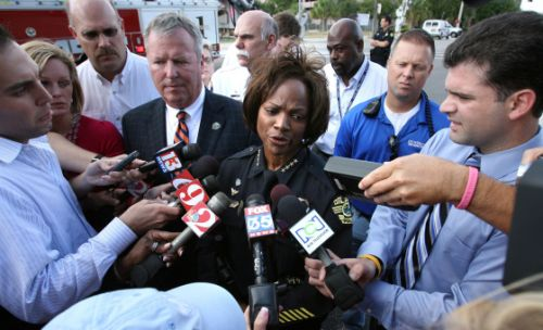 Val Demings is in the Mix to Become Joe Biden's Running Mate. Is Her Police Background an Asset or a Liability?
