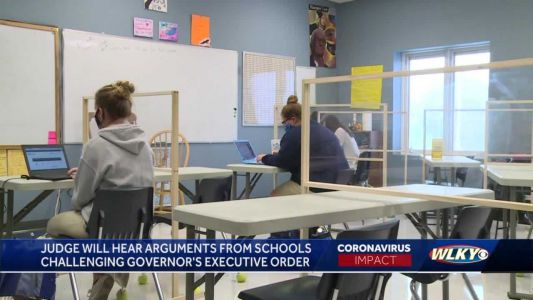 Judge to hear private schools suing Gov. Beshear over order to move learning online