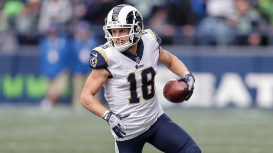Rams' Cooper Kupp is 'right on track' in ACL tear recovery, Sean McVay says