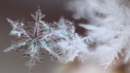 Watch for slick spots as patchy freezing drizzle could lead to icy roads