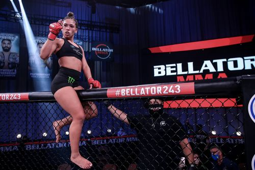 Cris Lencioni still isn't a fan of 'sore loser' AJ Agazarm after Bellator 243 victory