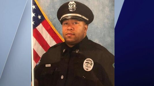 Officer murdered after man denied entry for not wearing a mask