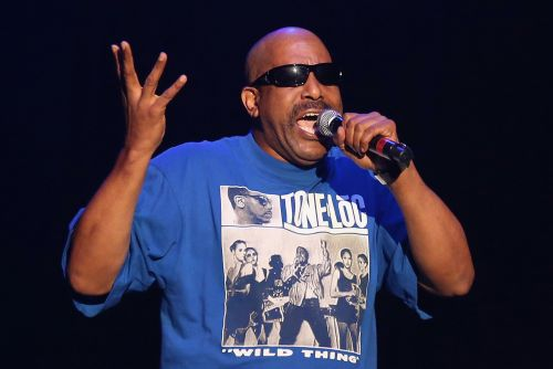 Tone Loc detained after argument about Confederate-flag hat