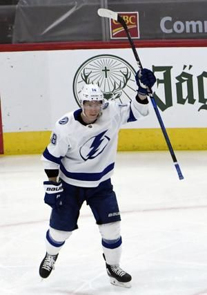 Chicago Blackhawks melt down in a 6-3 loss to the Tampa Bay Lightning - after taking a 3-0 lead - and lose Connor Murphy to an indefinite suspension